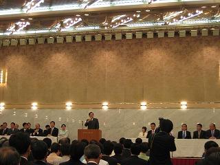 太田代表の挨拶
