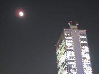 十三夜のお月さん