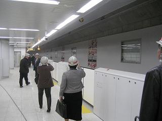 東新宿駅1