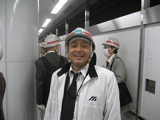 東新宿駅2