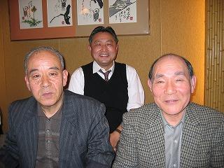 右から吉倉さん、私、平尾さん
