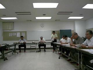 第3回椎名町駅を考える会