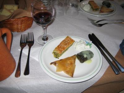 ギリシャの代表料理 ムサカ