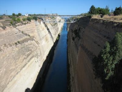 コリント運河