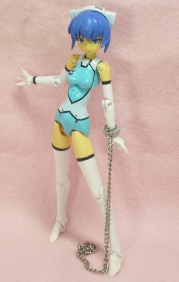 水瓶座型 武装神姫