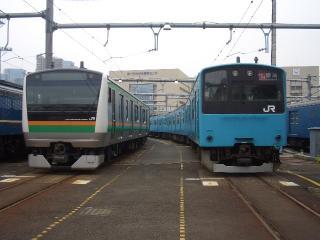 通勤形の進化