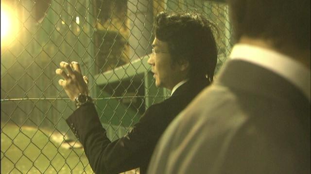 ドラマ「ハゲタカ」第2話 天王洲グラウンド