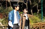映画「ハゲタカ」西乃屋旅館前~由香、治を訪ねる