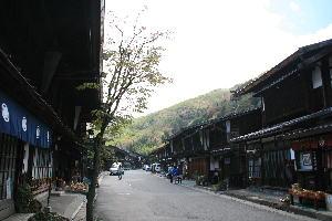 奈良井宿  2009年