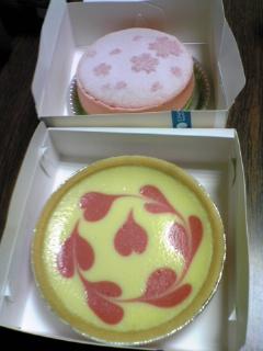 モロゾフの可愛いケーキ