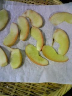 干しりんご2