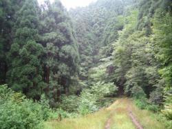 小野村割岳