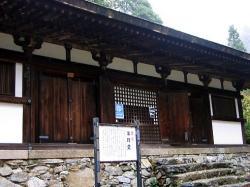 薬師堂(国宝)