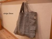 stripe linen