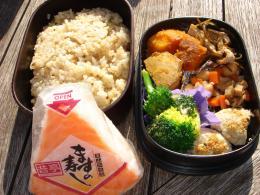 ますの寿司と弁当090105