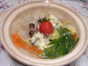 090127トマトベーコン鍋