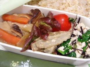 090129黒酢酢野菜弁当1