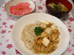 090214麻婆豆腐