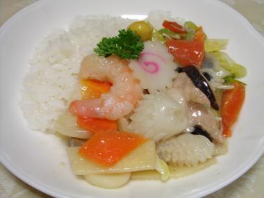 090325中華丼塩味