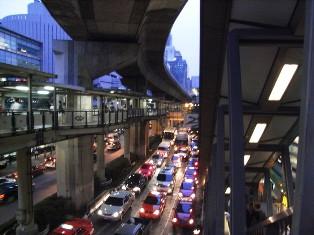 渋滞 BKK