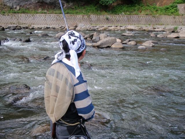 第1回鮎釣りセミナー