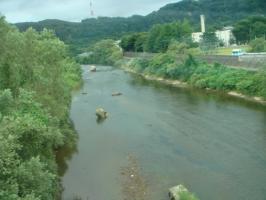 広瀬川~♪