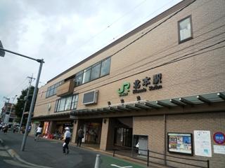 100918_02北本駅駅舎