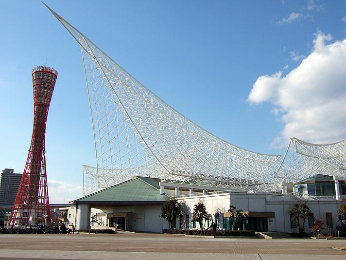 神戸 海洋博物館