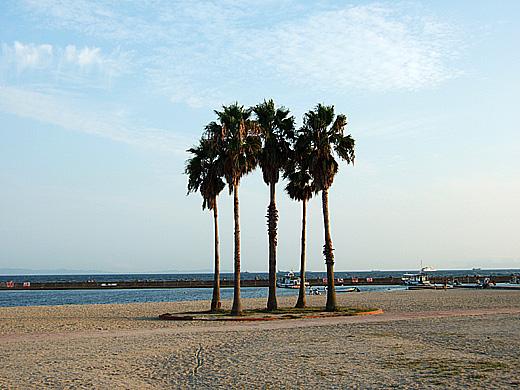 神戸 須磨海岸