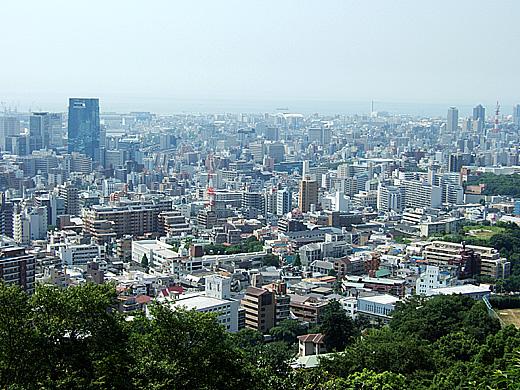 神戸 諏訪山公園
