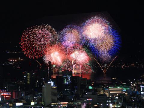 第39回みなと神戸海上花火大会2009
