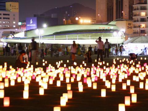 なら燈花会 in 神戸 2009