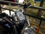 ジャランベサール界隈に放置してあったバイク