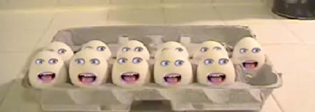 卵の気持ち