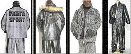 大人の防衛服
