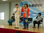 準優勝戦12Rインタビュー濱野谷憲吾