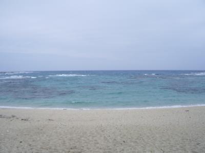 土盛海岸①