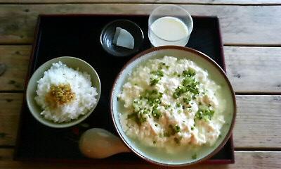 豆腐の比嘉 ゆしどうふ定食