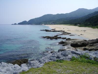 屋久島 イナカ浜