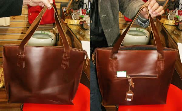 鞄のサンプル