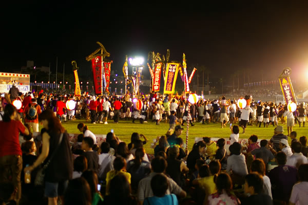 エイサー祭り05