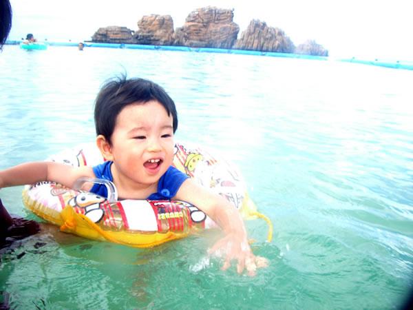 海水浴01