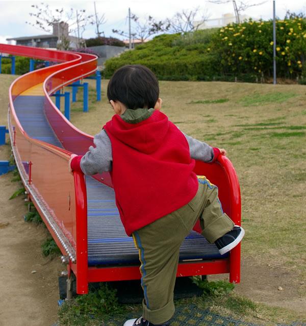 ママと公園02