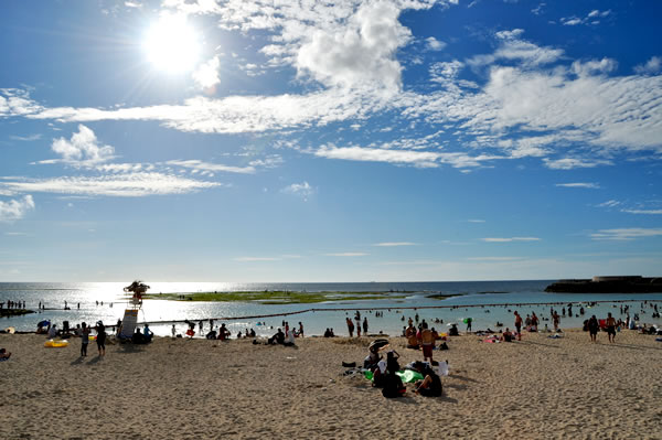 トロピカルビーチ01