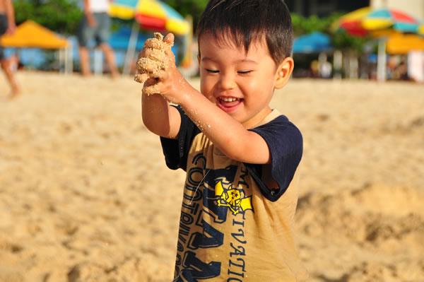 砂遊び03