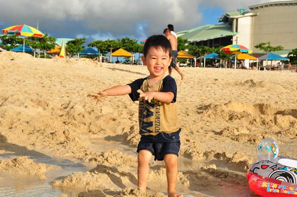 砂遊び05