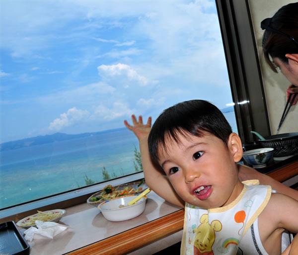 海の見えるレストラン06