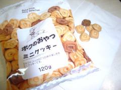 ひとくちクッキー0502