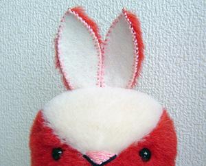 もったいぶったウサギ