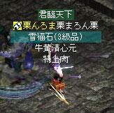 雪猫石3級